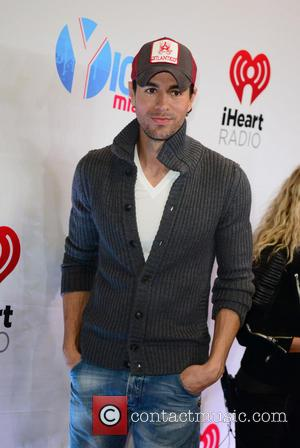 Enrique Iglesias - Y100's Jingle Ball 2013 Presented by Jam Audio Collection at BB&T Center - Arrivals - Sunrise, Florida,...