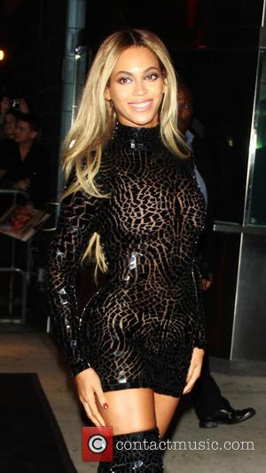 Beyonce Knowles - Beyonce attending a screening celebrating the release...