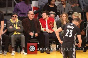 Jack Nicholson - Friday December 20, 2013; Celebs out at the Lakers game. The Los Angeles Lakers defeated the Minnesota...