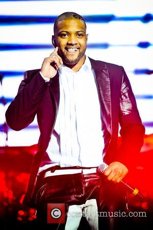JB Gill - JLS perfrom their last gig at the 02 Arena - London, United Kingdom - Sunday 22nd December...