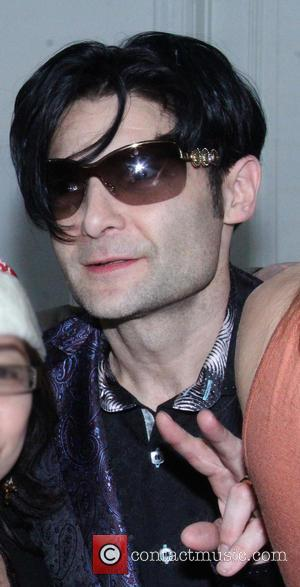 Corey Feldman - Christmas Holiday Charity Party - Arrivals - Encino, California, United States - Sunday 22nd December 2013