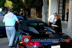 Kathy Hilton, Richard Hilton and Nicky Hilton