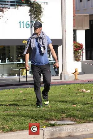Josh Duhamel - Josh Duhamel  seen leaving the gym after a Christmas Day work out - Los Angeles, California,...