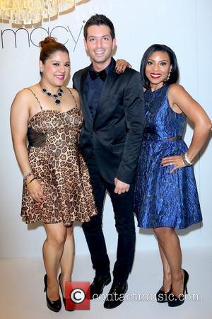 Johana Hernandez, Daniel Musto and Caprice Willard