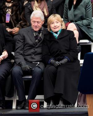 Bill Clinton and Hillary Clinton