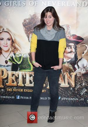 Jill Halfpenny - Peter Pan: The Never Ending Story - VIP night held at the Wembley Arena - Arrivals. -...