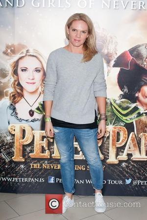Louise Adams - Peter Pan: The Never Ending Story - VIP night held at the Wembley Arena - Arrivals. -...