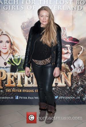 Rita Simons - Peter Pan: The Never Ending Story - VIP night held at the Wembley Arena - Arrivals. -...