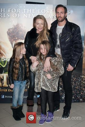 Rita Simons and Theo Silverston - Peter Pan: The Never Ending Story - VIP night held at the Wembley Arena...