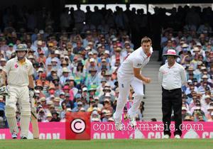 Boyd Rankin - Cricket - Australia vs. England - Fifth and final Ashes test of the series - Sydney, Australia...