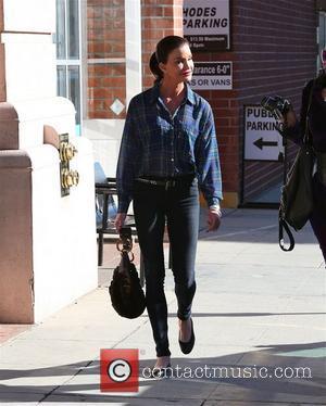 Janice Dickinson - Janice Dickinson walks around in Beverly Hills - Los Angeles, California, United States - Friday 3rd January...