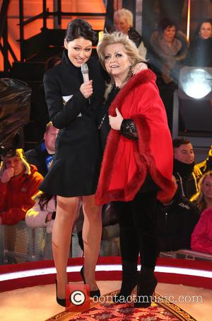 Linda Nolan and Emma Willis