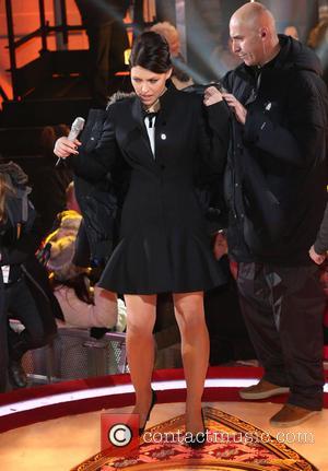 Emma Willis - Celebrity Big Brother 2014 - Contestants Enter The House - Borehamwood, United Kingdom - Friday 3rd January...