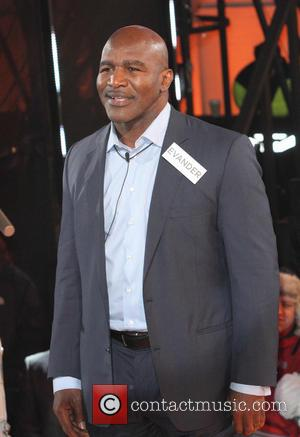 Evander Holyfield - Channel 5's Celebrity Big Brother Launch Night at Elstree Studios, Borehamwood, Hertfordshire - London, United Kingdom -...