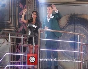 Lee Ryan and Casey Batchelor