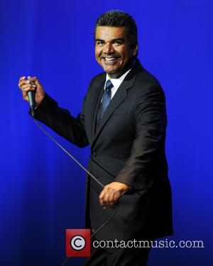 George Lopez - HOLLYWOOD FL , JANUARY 4: George Lopez performs at the Seminole Hard Rock Hotel and Casinos' Hard...
