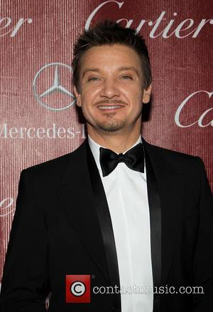 Jeremy Renner - 25th Anniversary Palm Springs International Film Festival held at the Palm Springs Convention Center - Arrivals -...