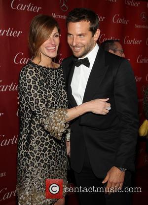 Julia Roberts and Bradley Cooper