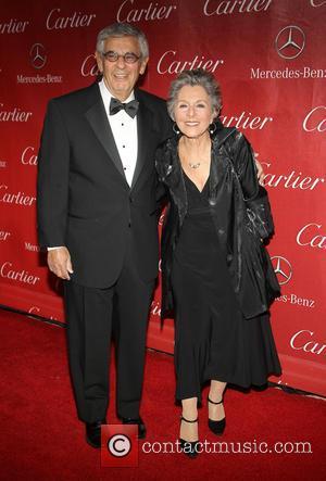 Senator Barbara Boxer and Stewart Boxer