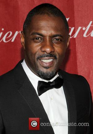 Idris Elba Shares Snap Of