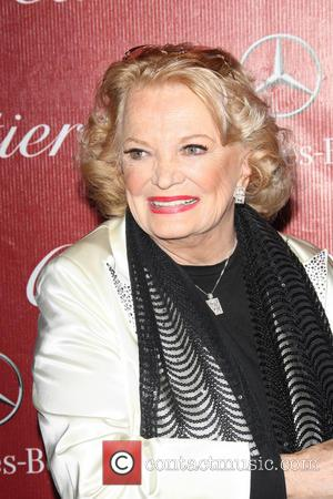 Gena Rowlands - 25th Anniversary Palm Springs International Film Festival held at the Palm Springs Convention Center - Arrivals -...