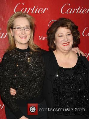 Meryl Streep and Margo Martindale
