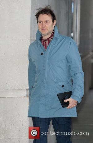 David Morrissey - Guests arrive at the Andrew Marr Show held at the BBC Television Centre. - London, United Kingdom...