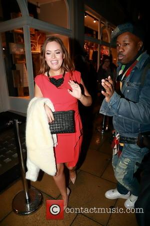 Tanya Burr - Dolce & Gabbana London Collections: Men event at the Dolce & Gabbana New Bond Street store -...