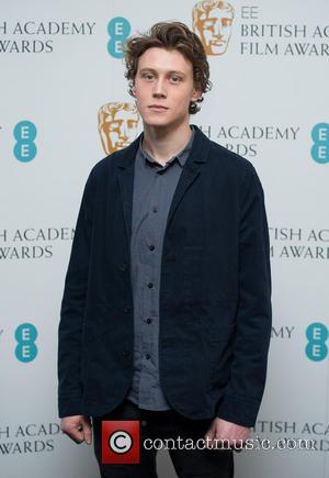 George Mackay - EE BAFTA Nominee Announcement held at BAFTA Piccadilly. - London, United Kingdom - Monday 6th January 2014