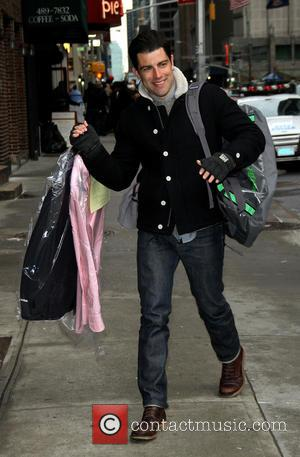 Max Greenfield - 'The Late Show with David Letterman' at the Ed Sullivan Theater - Arrivals - New York, New...
