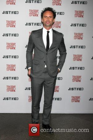 Walton Goggins - FX Television's Justified Premiere Screening at the Directors Guild of America - Los Angeles, California, United States...