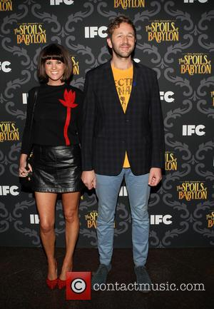 Chris O'Dowd and Dawn Porter - Screening of IFC's 'The Spoils Of Babylon' at DGA Theater - Los Angeles, California,...