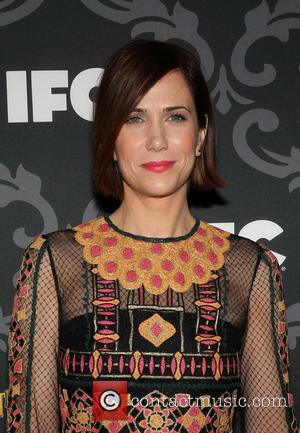 Kristen Wiig - 'The Spoils Of Babylon' Premiere