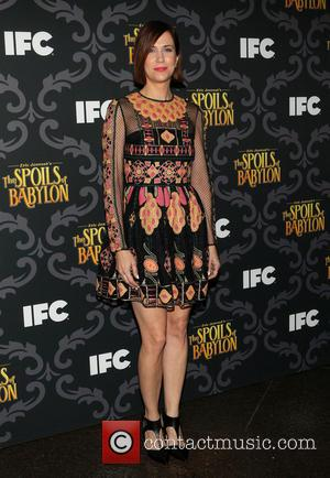 Kristen Wiig - Screening of IFC's 'The Spoils Of Babylon' at DGA Theater - Los Angeles, California, United States -...