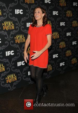Molly Shannon - Screening of IFC's 'The Spoils Of Babylon' at DGA Theater - Los Angeles, California, United States -...