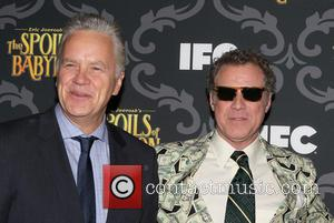 Tim Robbins and Will Ferrell