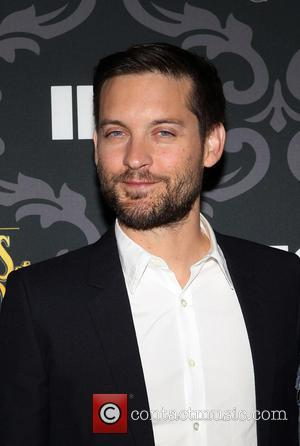 Tobey Maguire - Screening of IFC's 'The Spoils Of Babylon' at DGA Theater - Los Angeles, California, United States -...