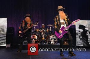 Frank Beard, Billy Gibbons and Dusty Hill