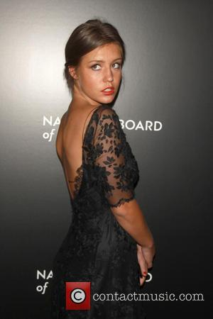Adele Exarchopoulos - 2014 National Board Of Review Awards Gala - Red Carpet Arrivals - Tuesday 7th January 2014