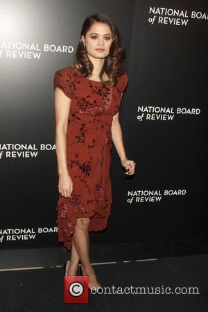 Melonie Diaz - 2014 National Board Of Review Awards Gala - Red Carpet Arrivals - Tuesday 7th January 2014