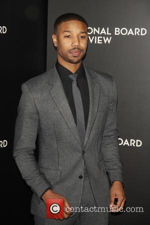 Michael B. Jordan - 2014 National Board Of Review Awards Gala - Red Carpet Arrivals - Tuesday 7th January 2014