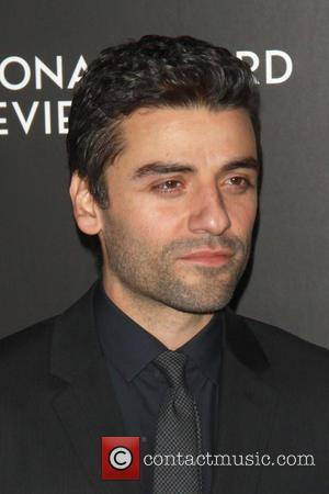 Oscar Isaac - 2014 National Board Of Review Awards Gala - Red Carpet Arrivals - Tuesday 7th January 2014