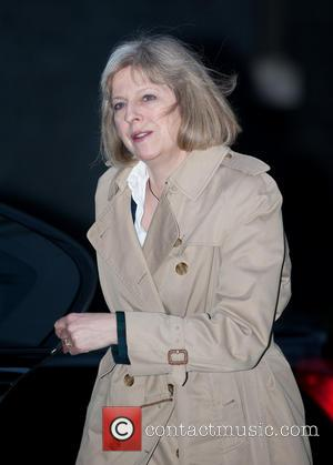 Theresa May - Ministers arrive at 10 Downing Street for the first Cabinet meeting of the year. - London, United...