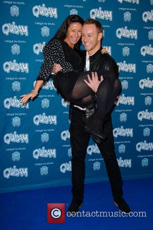 Hayley Tamaddon - Cirque du Soleil 30th anniversary performance of Quidam held at the Royal Albert Hall - Arrivals -...