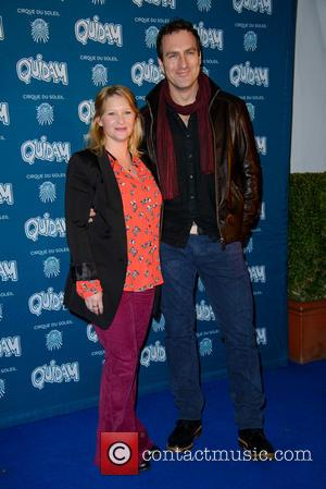 Joanna Page - Cirque du Soleil 30th anniversary performance of Quidam held at the Royal Albert Hall - Arrivals -...