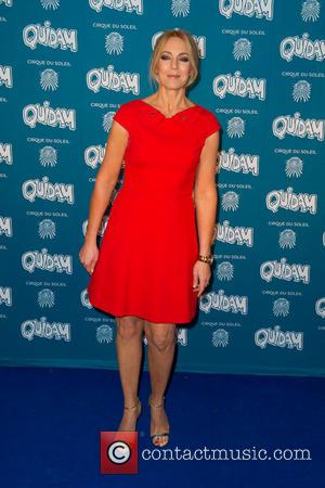 Helen Fospero - Cirque du Soleil 30th anniversary performance of Quidam held at the Royal Albert Hall - Arrivals -...