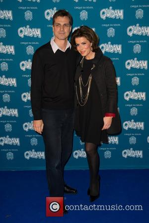 Natasha Kaplinsky - Cirque du Soleil 30th anniversary performance of Quidam held at the Royal Albert Hall - Arrivals -...