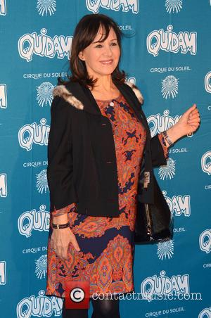 Arlene Phillips - Cirque du Soleil 30th anniversary performance of Quidam held at the Royal Albert Hall - Arrivals -...