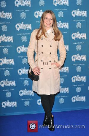 Cara Theobold - Cirque du Soleil 30th anniversary performance of Quidam held at the Royal Albert Hall - Arrivals. -...