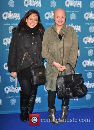 Gail Porter and Guest - Cirque du Soleil 30th anniversary performance of Quidam held at the Royal Albert Hall -...